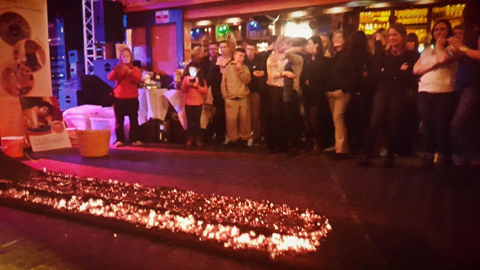 TKMaxx Firewalk for Enable Ireland (part one)