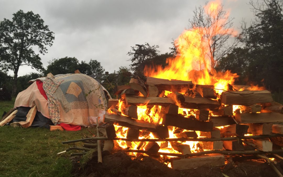 Sweat Lodge used to treat PTSD