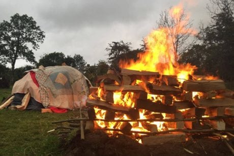 Mens Sweat Lodge