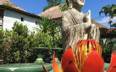 Firewalking in Bali