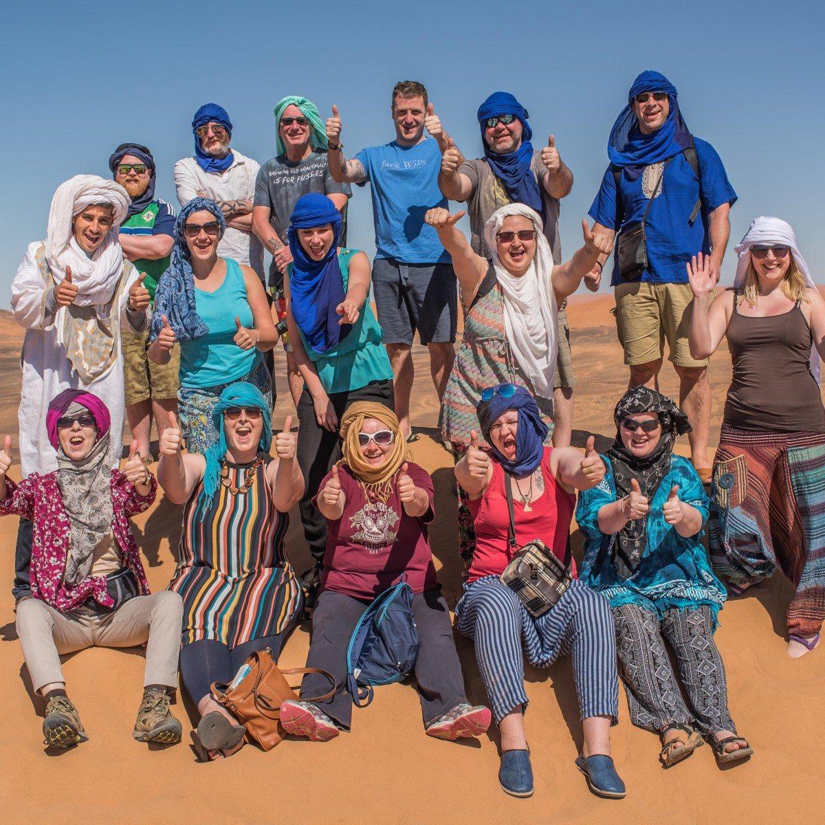 Sahara Retreat
