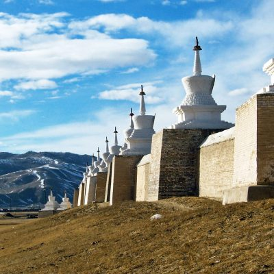 Mongolia Retreat