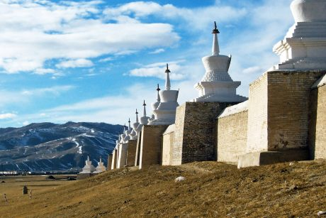 Mongolia Retreat