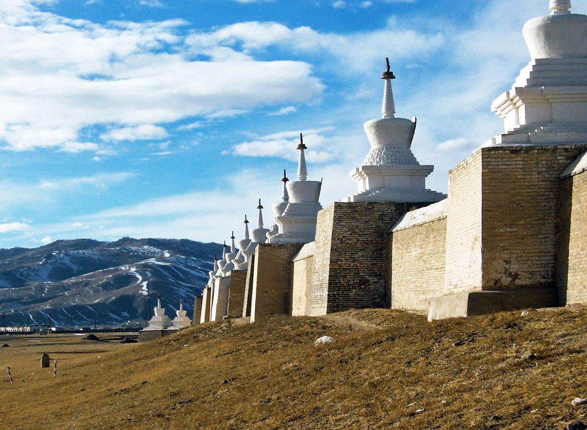 Mongolia Retreat 2018