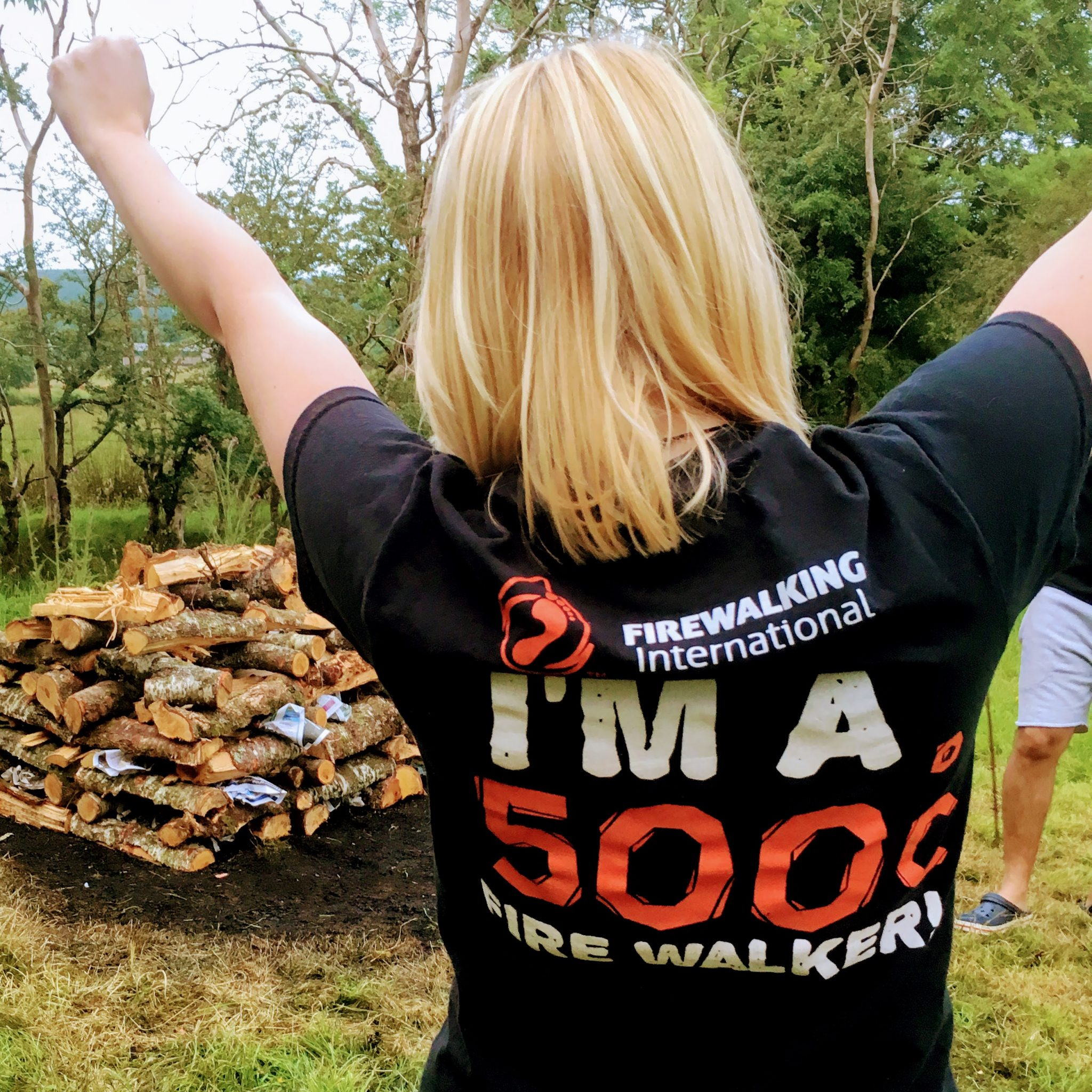 Firewalk T-shirts