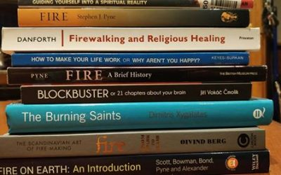 Books About Firewalking