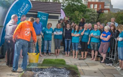Charity Firewalk: Getting people to show up