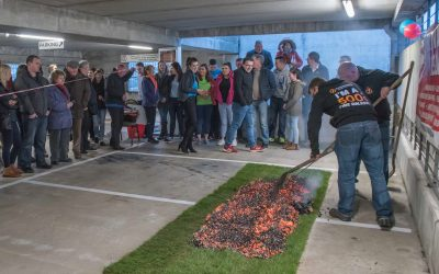 What do participants expect from their Firewalk Instructor?