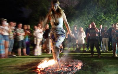 Rewards of Organising a Charity Firewalk