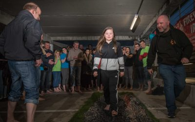 What is the youngest age for a Firewalk?