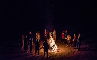 8 unique perspectives on what makes a Great Firewalk Instructor