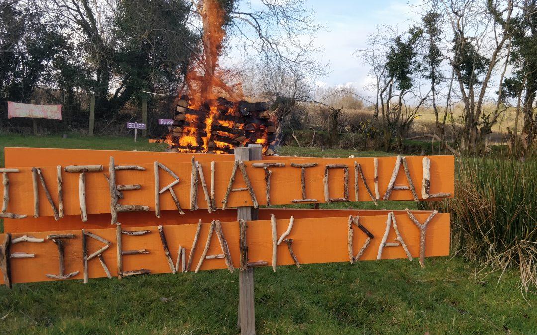 Firewalk Day 2018