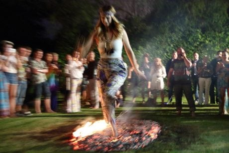 Firewalk Practitioner Training