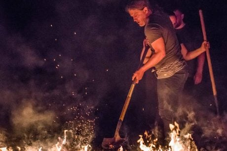 Master Firewalk Instructor Training