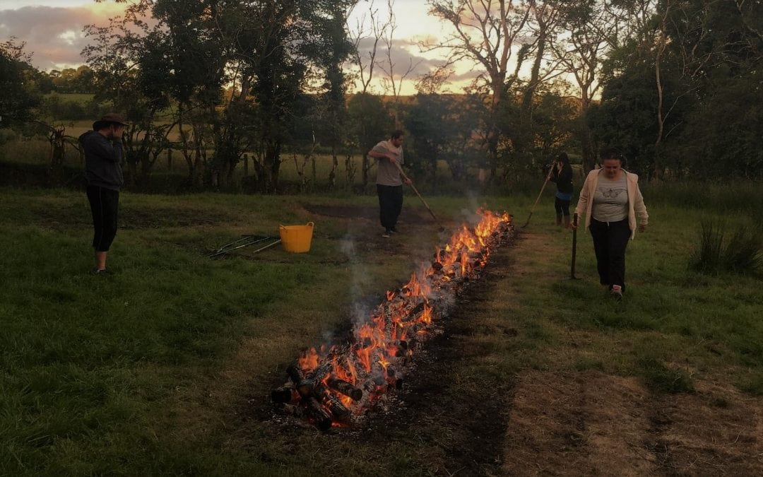 Emotional Courage and Firewalking