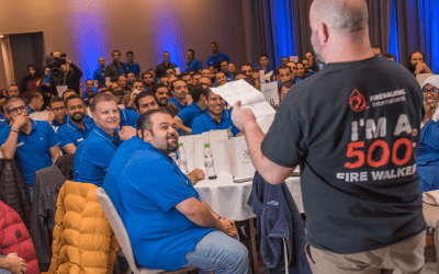 Firewalking as a Career: food for thought